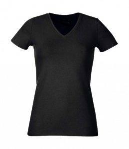 Moteriški marškinėliai trumpom rankovėm